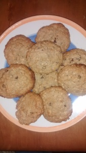 The Domestic God's Heavenly Oatmeal Cookie's